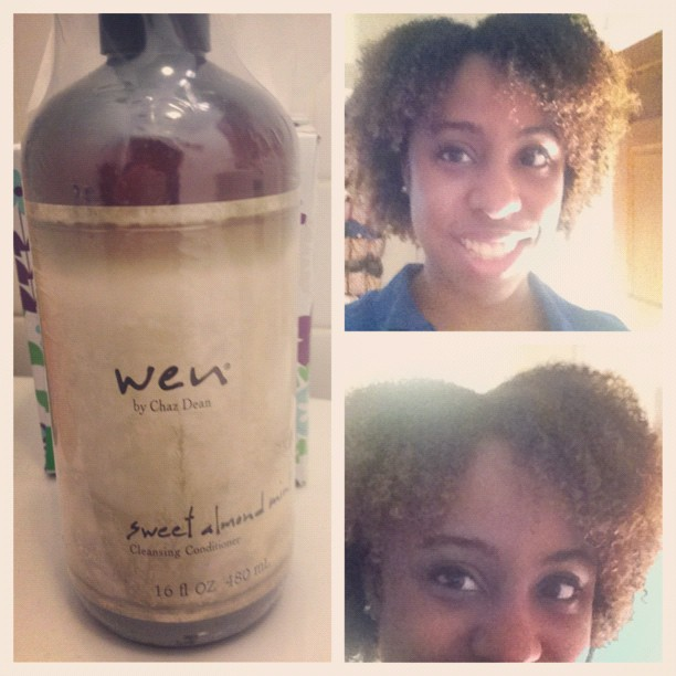 how to use leave in conditioner on natural hair